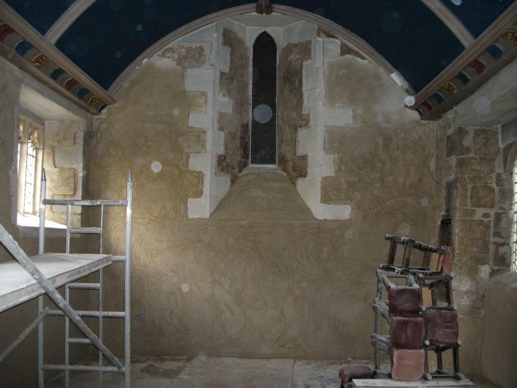 Renovation of the Chapel