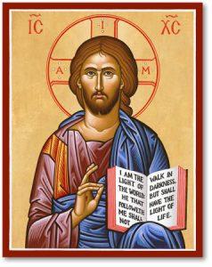Iconography Talk @ St Margarets Chapel