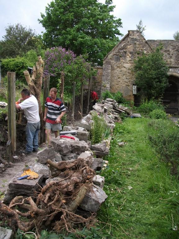 Replanting the Garden