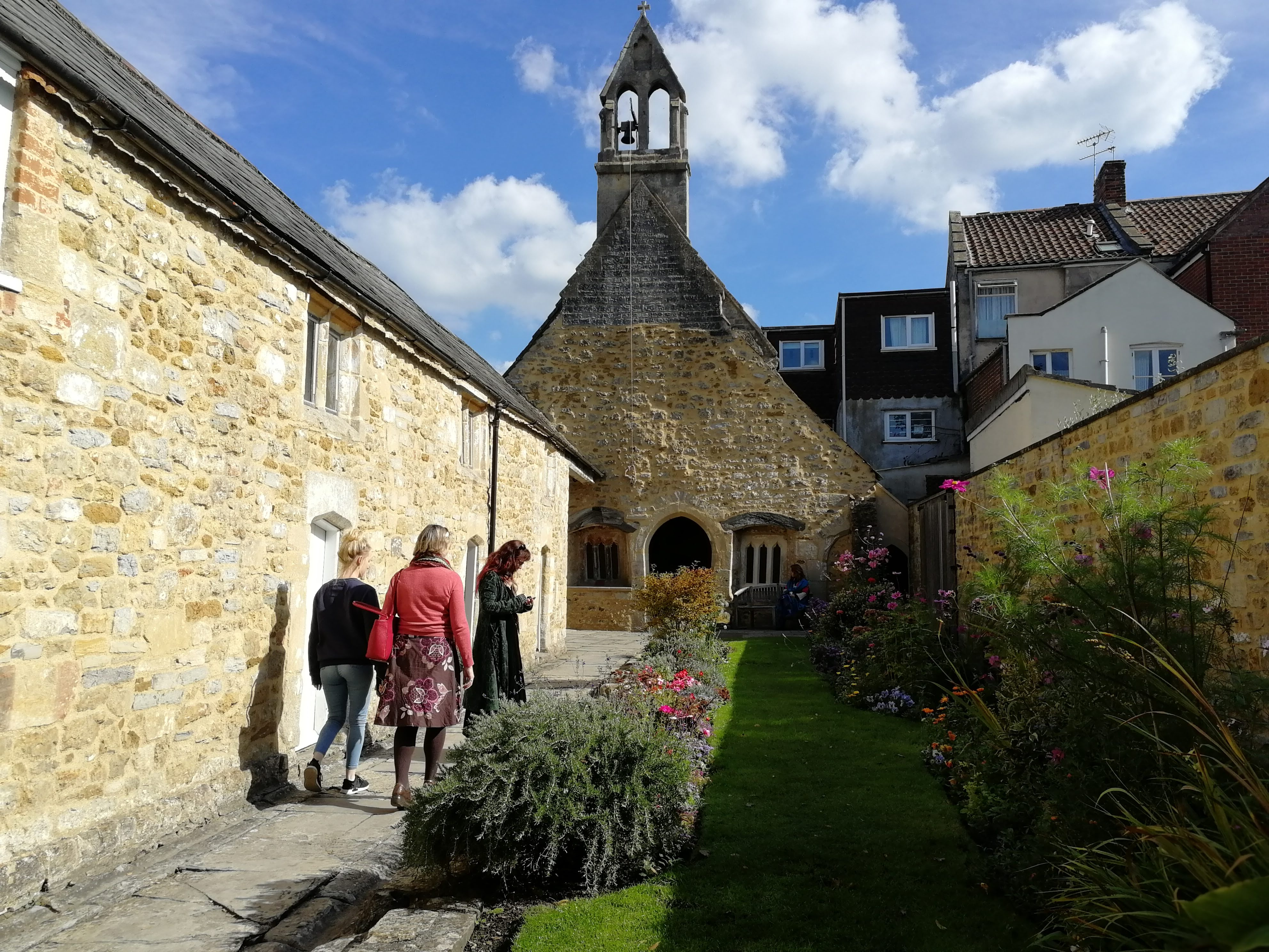 Calling All Artists for Art in the Almshouses 2019
